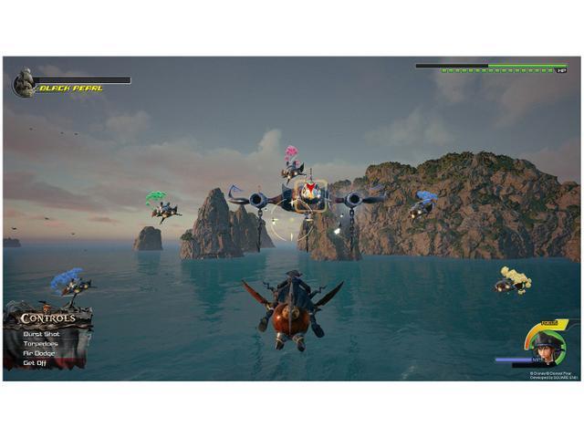 Imagem de Kingdom Hearts III para Xbox One