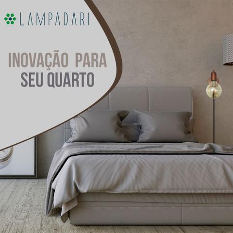 Imagem de Kit 02 Arandela De Parede P/ Cabeceira Quarto Banheiro