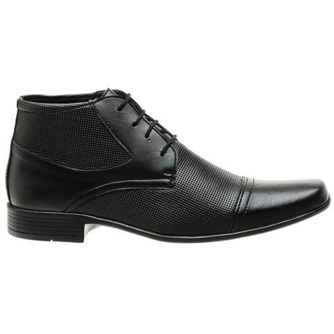 Imagem de Kit 02 Sapatos Sociais Masculinos + 01 Bota Social Masculina