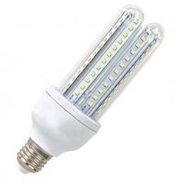 Imagem de Kit 05 pecas - lampada led 3u 9w bivolt branco frio 6500k