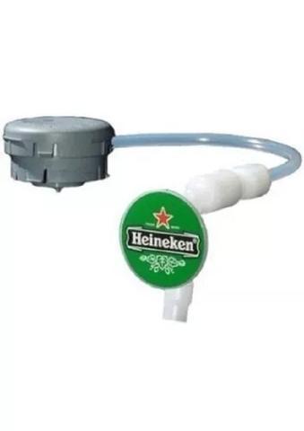 Imagem de Kit 05 tubos  para Chopeira BeerTender B-100 Heineken Krups