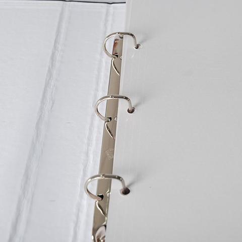 Imagem de Kit 1 Álbum Autocolante Rosa Pink 403 + 1 Refil Autocolante Ical