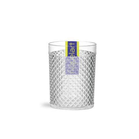 Imagem de Kit 1 Jarra 3l E 10 Copos Acrílico Resistente Acrilico Crystal 490 Ml