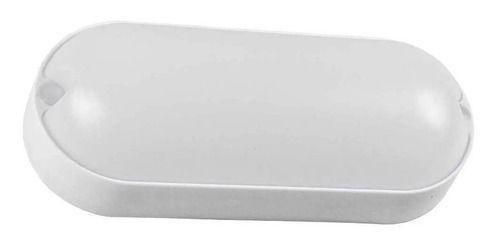 Imagem de Kit 10 Arandela Tartaruga Led 8w Luz Branca Com Garantia