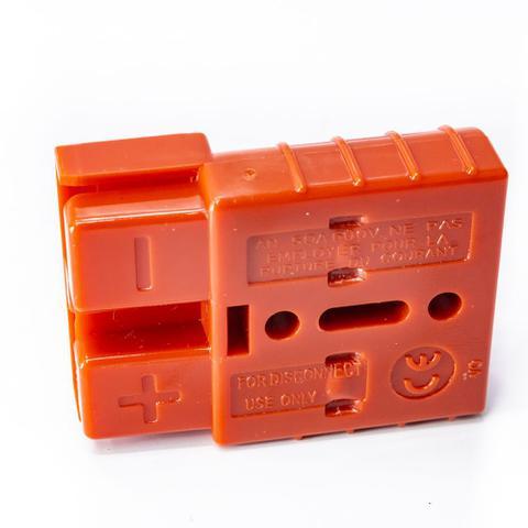 Imagem de Kit 10 Conector para Bateria de Empilhadeira Estacionária 50A - DNI8340