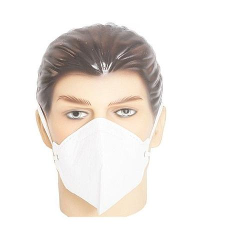 Imagem de Kit 10 Mascara Respiratória PFF-2 Sem Válvula SuperSafety