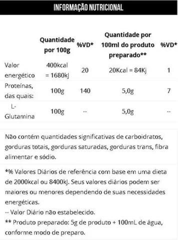 Imagem de Kit 10x L Glutamina Pote 300g (3000 kg) Max Titanium Super Oferta