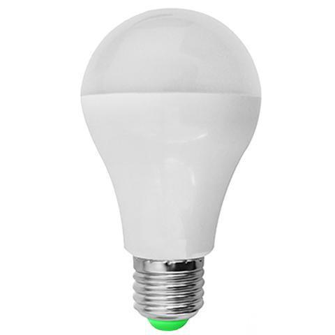 Imagem de Kit 15 PeÇas - Lampada Led Bulbo PlÁstico 5w Bivolt Branco Frio 6500k