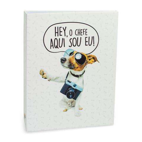 Imagem de Kit 2 Álbuns Pet Lovers 160 Fotos 10x15 Ical Hey Chefe