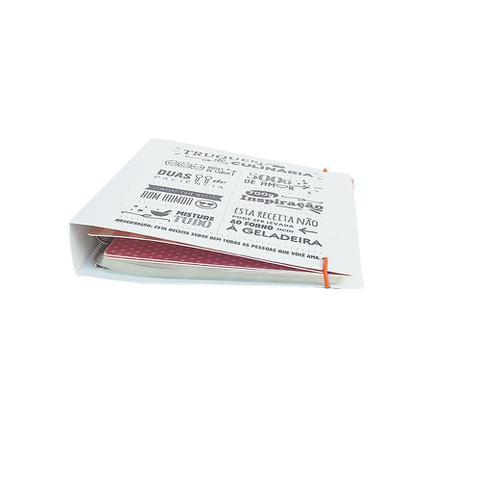 Imagem de Kit 2 Álbuns Receitas Ical 50 Folhas 15x21 Truques