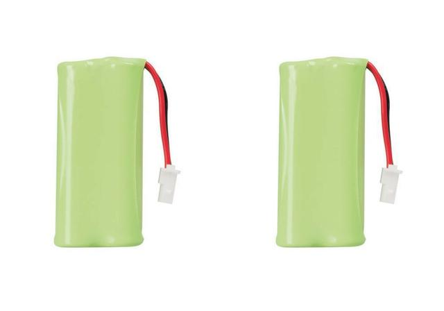 Imagem de kit 2 Bateria Recarregavel Telefone TS 40 ID TS40C Intelbras