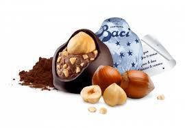 Imagem de Kit 2 Bombons Chocolate Amargo Italiano Baci Perugina