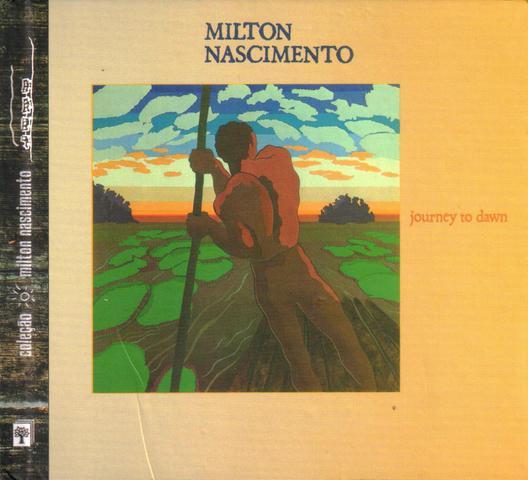 Imagem de Kit 2 CDs  Milton Nascimento