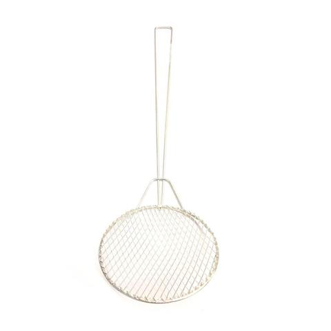 Imagem de Kit 2 Escumadeira Fritura 14 cm Resistente Batata Pastel