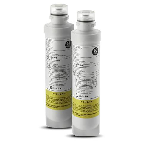Imagem de Kit 2 Filtros para Purificador Electrolux - PE10B / PE10X