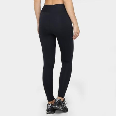 Imagem de KIT 2 Leggings Fitness Suplex Lisa Academia - M