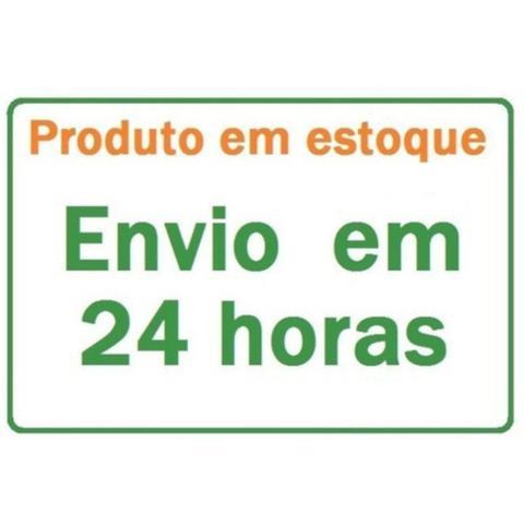 Imagem de KIT 2 Mesa de Cabeceira Suspensa com Gaveta e Prateleira MVD Móveis