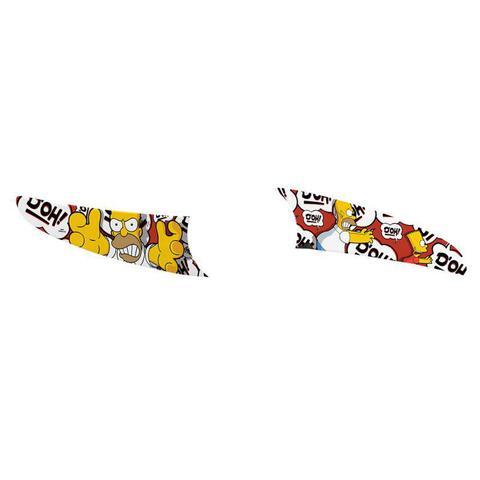 Imagem de Kit 2 Pás Spirit Os Simpsons Homer Brigando Com Bart Ts01