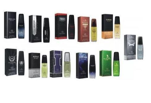 Imagem de Kit 2 perfumes femininos giverny importado
