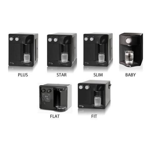 Imagem de Kit 2 Refil Filtro Purificador Água Soft Everest Slim Fit Baby Star Flat Plus