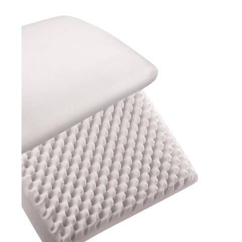 Imagem de Kit 2 Travesseiros Nasa Double Comfort - Fibrasca