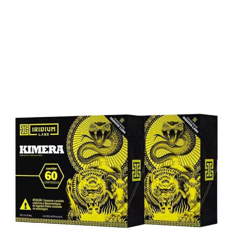 Imagem de Kit 2 Unid Kimera 60 Caps Iridium Labs