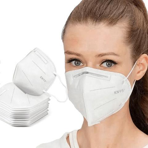 Imagem de Kit 20 Máscaras Hospitalar KN95 Padrão Ffp2 Envio Imediato