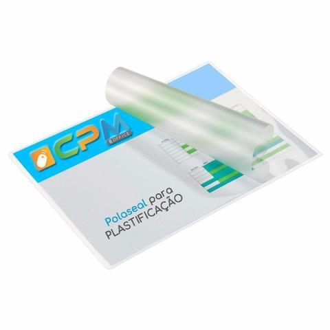 Imagem de Kit 200un Polaseal A4 0,05mm Plástico para Plastificação