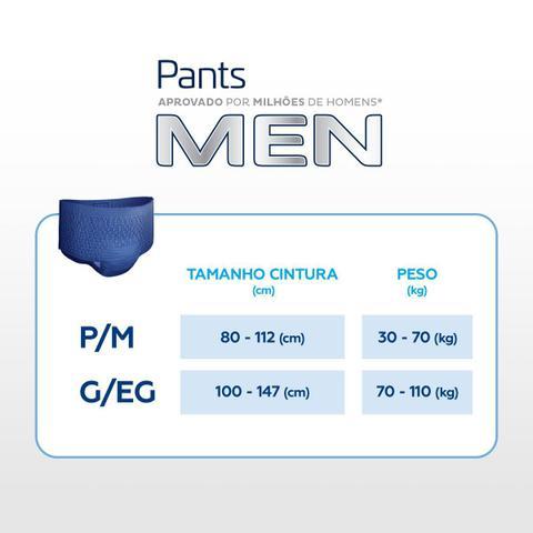 Imagem de Kit 24 Roupa Íntima Tena Pants Confort G/EG + 8 Pants Men G/EG