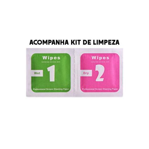 Imagem de Kit 2x Película 5D Flexível Samsung Galaxy S20 - Com Kit Aplicação