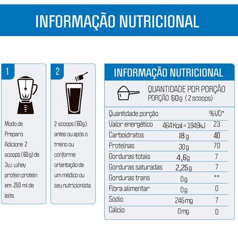 Imagem de kit 2x whey protein isolado concentrado hidrolisado 3w 4kg activenutrition - Morango