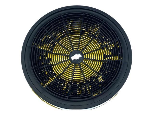 Imagem de KIT 3 Filtro Carvão Depurador Electrolux De80 De60 E251070