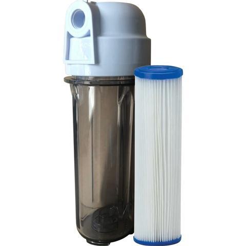 Imagem de Kit 3 Filtros 1 Lavavel de polipropileno e 2 filtros de Carvão Ativado