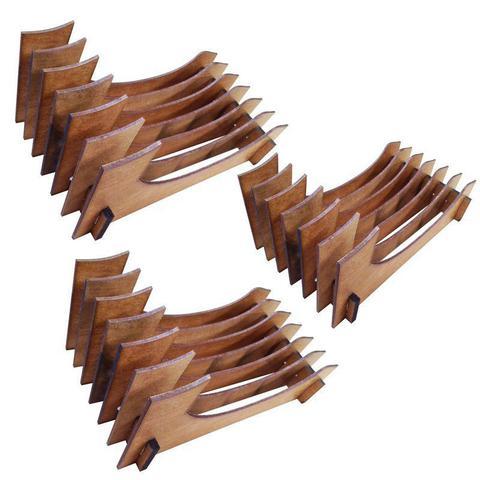 Imagem de KIT 3 Organizador de Pratos Vertical (06 pratos)