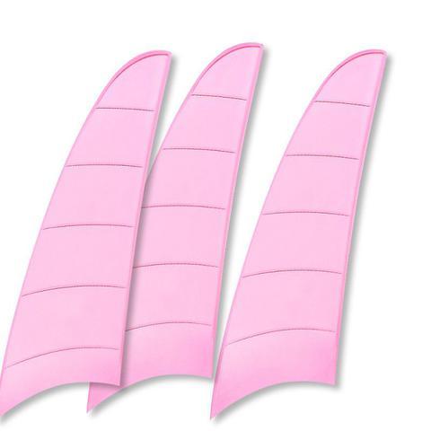 Imagem de Kit 3 Pás Spirit Rosa Neon