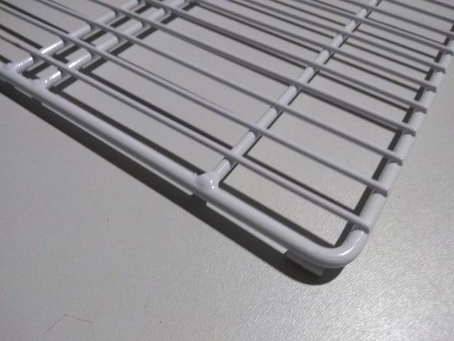 Imagem de Kit 3 Prateleira Grade Geladeira Continental Copacabana Aço Refrigerador Bosch