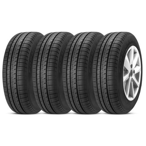 Imagem de Kit 4 Pneu Pirelli Aro 15 195/55r15 85H TL Formula Evo