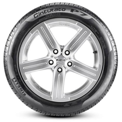 Imagem de Kit 4 Pneu Pirelli Aro 16 205/55r16 91V Cinturato P7