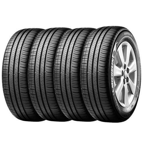 Imagem de Kit 4 Pneus Michelin Aro 15 205/60 R15 91V TL ENERGY XM2 GRNX MI
