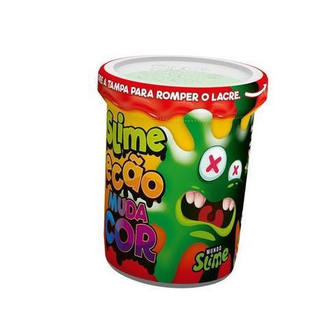 Imagem de Kit 4 Slime Ecão Muda de Cor 110 g