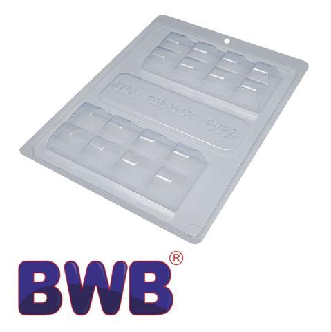 Imagem de Kit 4 Unidades Forma Tablete Barra Especial BWB - Ref. 9697