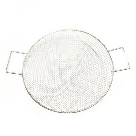 Imagem de Kit 5 Escorredor Fritura Gordura Tacho 35 cm Pastel Salgados