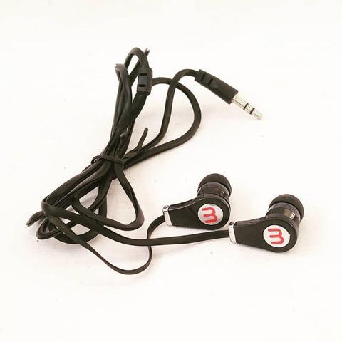 Fone de Ouvido Emborrachado Auricular Xtrad Ms-5a