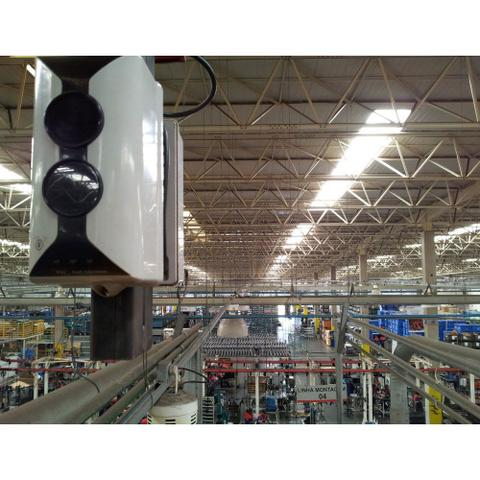 Imagem de Kit 5x Detector Incêndio Grandes Áreas Linear24vcc 24825 I-9105