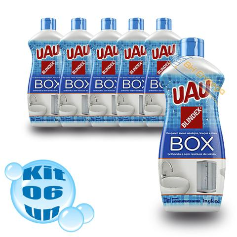 Imagem de Kit 6 Limpa Box Uau Tradicional 200 Ml