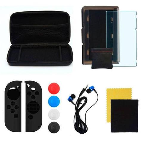 Imagem de Kit Acessório 13 Em 1 Nintendo Switch - Oivo