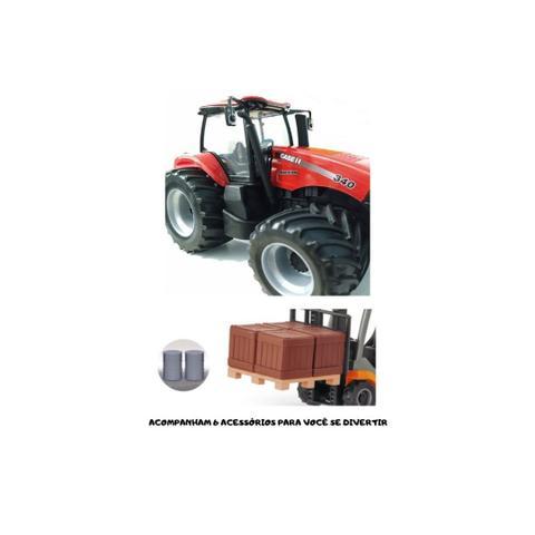 Imagem de Kit agille working empilhadeira  trator magnun  agriculture