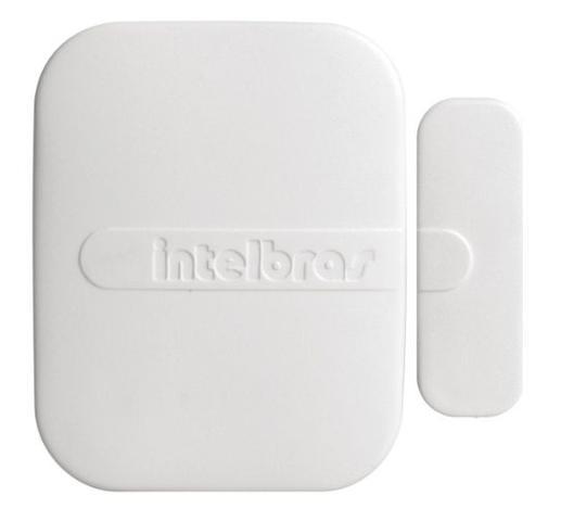 Imagem de Kit Alarme Intelbras ANM 3004 ST 04 Sensores, Discadora Tel S/ Fio GSM ECP