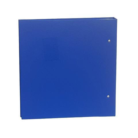 Imagem de Kit Álbuns Mega 500 Fotos 10x15 Vermelho Azul