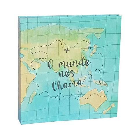 Imagem de Kit Albúns Mega Monumentos + Mundo 500 Fotos 10x15 Ical